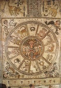 synagogue mosaic beit alfa